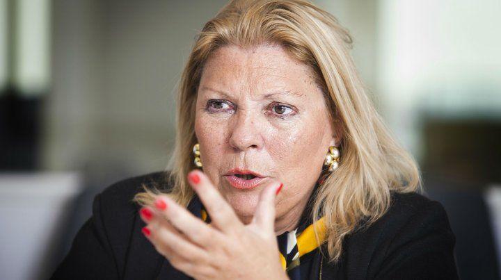Acuerdo de impunidad. Elisa Carrió disparó luego de la liberación de Cristóbal López.