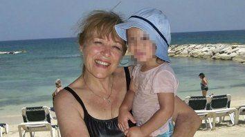 Víctima. Norma Carleti fue asesinada la madrugada del lunes 5 de marzo.