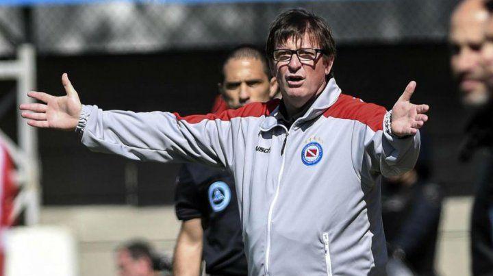 El ex técnico y jugador de Newells.