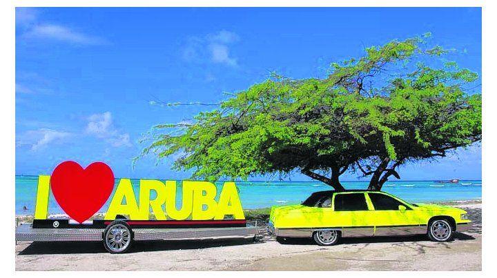 Aruba trae su celebración del Día de la Felicidad