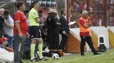 No jugamos bien. De Felippe analizó la derrota leprosa a manos del Argentinos de Berti.