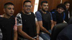 Chamorro, Guille Cantero, Vilches, El viejo Cantero y Monchi Machuca, los principales acusados.