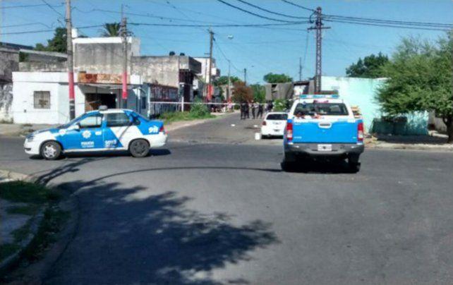 Jonatan Herrera lavaba su auto cuando lo mataron balas de policías que seguían a un ladrón.