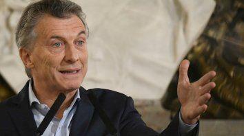 Macri y un gesto de solidaridad con Cristina