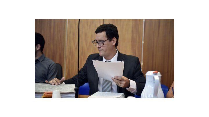 fiscal. Gonzalo Fernández Bussy abrirá desde las 9 los alegatos de clausura por asociación ilícita.