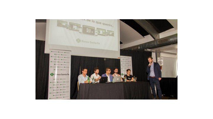 nueva data. Unos 100 empresarios participaron del evento.