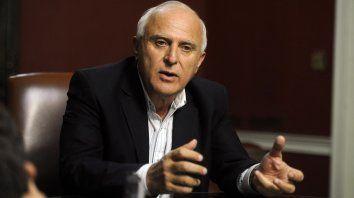 El gobernador Miguel Lifschitz impulsa la reforma de la constitución.