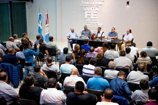 Los municipales ratificaron el paro de 48 horas pese al pedido de conciliación obligatoria