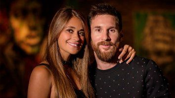 Unidos. En Instagram, Anto Roccuzzo le dedicó una publicación especial a su pareja.