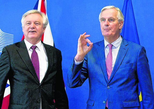 OKey. El negociador europeo para el Brexit