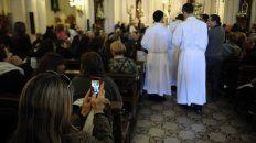 aumento. La partida destinada a los sacerdotes por el gobierno  provincial se incrementó este año un 27 por ciento en comparación con el  2017.