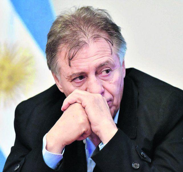 Empresario. López está acusado de no tributar $8.000 millones.