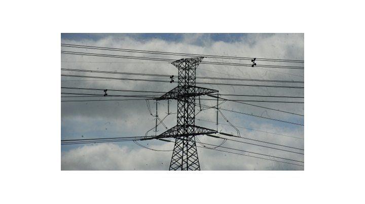 caida. Los aumentos de electricidad se hicieron sentir en el consumo.