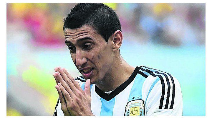 Di María reveló por qué no jugó la final del Mundial de Brasil