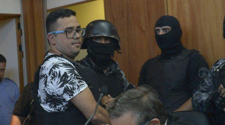 El fiscal pidió 26 años de cárcel para Guille Cantero