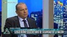 Berni dijo que en el caso Nisman no interesa la verdad