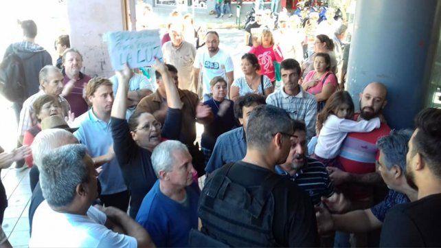 Clima de tensión en Venado Tuerto por el aumento de tarifas