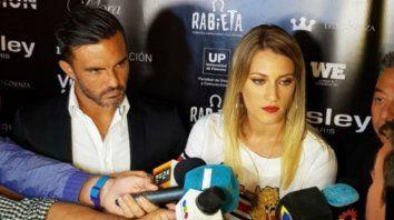 Poroto Cubero y Mica Viciconte oficializaron su romance