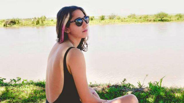María tenía 21 años. Una de sus ilusiones era conocer Machu Pichu.