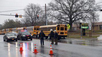 Tiroteo en un colegio de Maryland dejó un muerto y dos  heridos