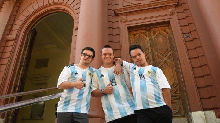 Al Sudamericano. Los rosarinos que representarán al país en el campeonato en Brasil.