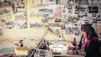 pasión. Canela es docente en la Facultad de Arquitectura de Rosario y tiene tres hijos.