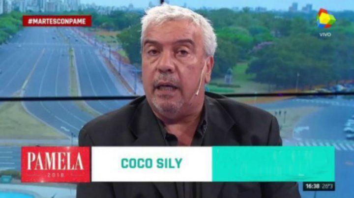 Coco Sily: Alfredo Casero no se bancó que Capusotto fuera mejor que él