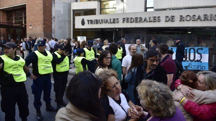 La Cámara Federal de Rosario define sobre el caso Larrabure.
