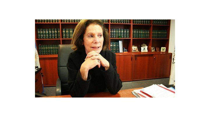 favorita. La jurista Inés Weinberg de Roca.