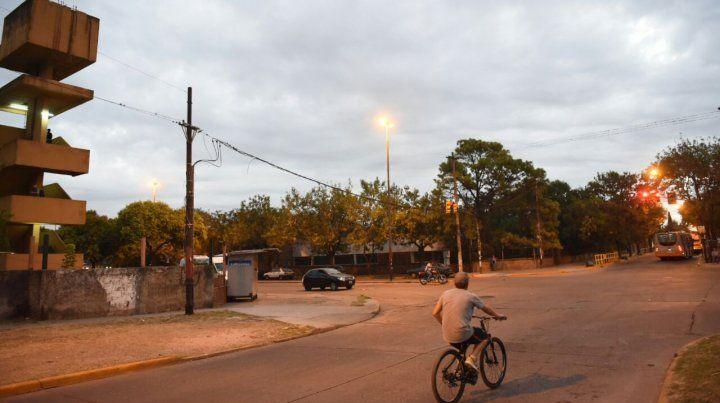 El lugar. Grandoli y Gutiérrez