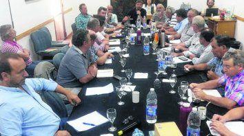 crisis. El consejo directivo de Federación Agraria pidió una reunión con Peña.