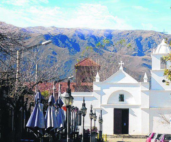 Para disfrutar de la paz. La Villa de Merlo y todo su encanto y colorido serrano.
