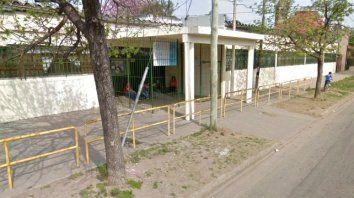 La Escuela 128 Congreso de Tucumán, de Buenos Aires al 6000, donde sucedió este hecho.