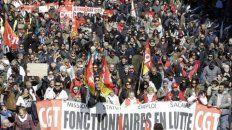 Nuevas protestas contra la reforma laboral en Francia