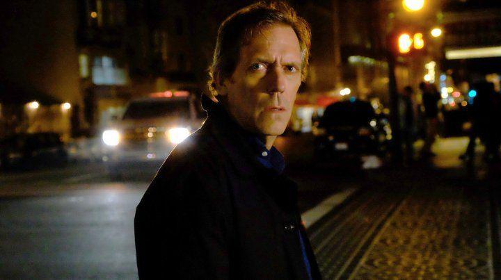 En Chance el actor británico Hugh Laurie es un neuropsiquiatra que se hunde en una historia oscura.
