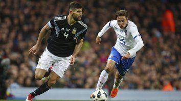 Con Lo Celso de titular, Argentina se mide frente a Italia
