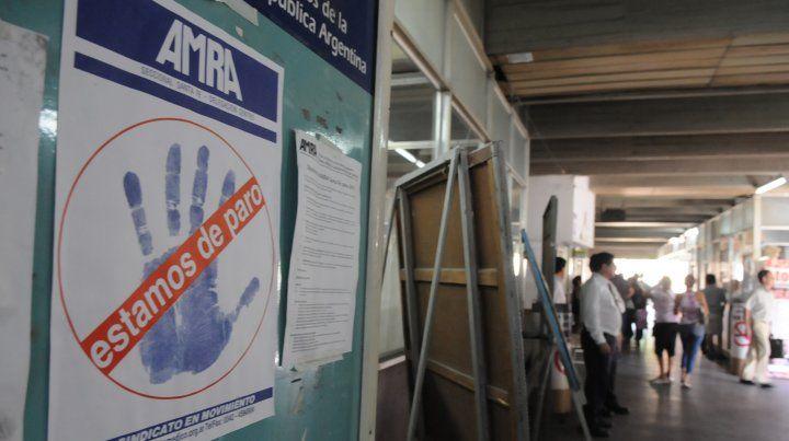 Los médicos nucleados en Siprus y Amra también rechazaron la propuesta del gobierno provincial