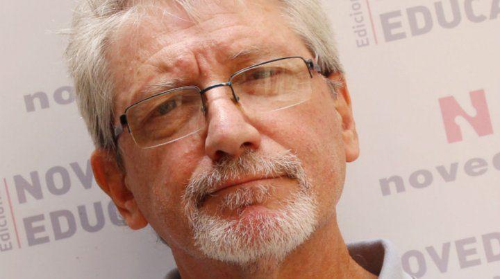 El psicólogo Sergio Rascovan.