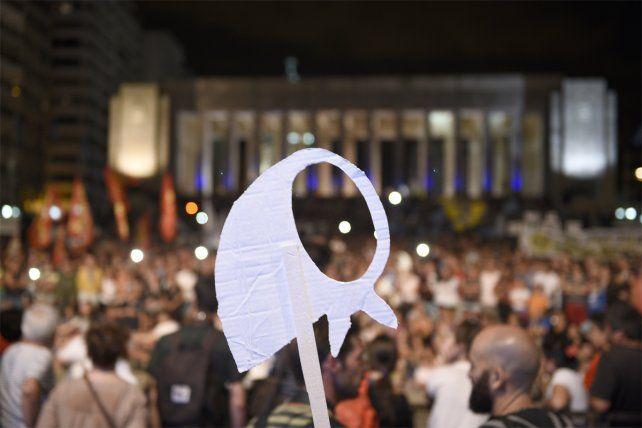 Movilización. Se espera que una multitud marche en la ciudad por el Día de la Memoria.