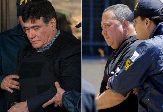 Zannini y D´Elía están presos desde diciembre pasado. El primero en el penal Ezeiza y el segundo en la cárcel de Marcos Paz.