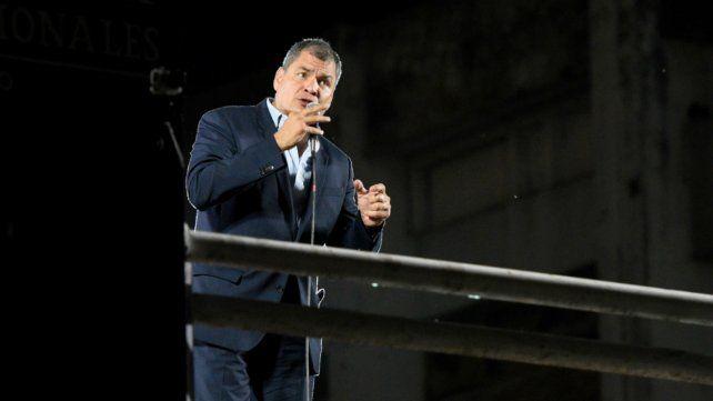 Rafael Correa y su clase magistral de cómo recuperar la esperanza