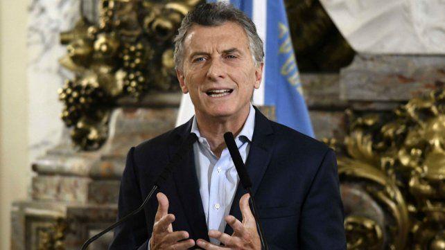 Macri habló sobre los 42 años del inicio de la etapa más negra de la historia argentina.