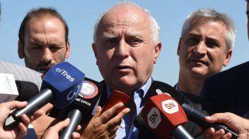 Lifschitz ratificó que la provincia no hará una nueva oferta salarial a los gremios