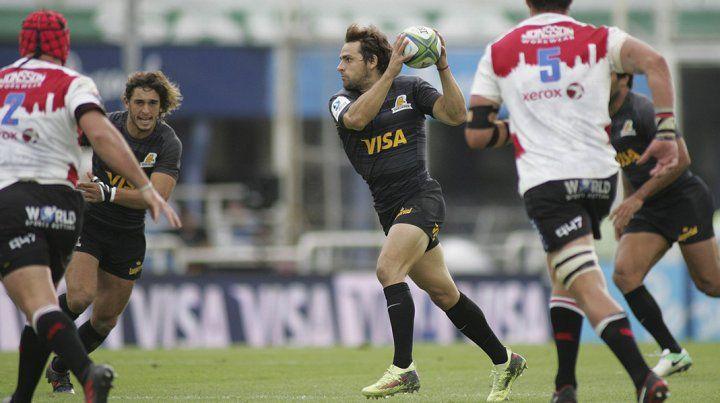 Jaguares se recuperó con un sólido triunfo ante Lions de  Sudáfrica