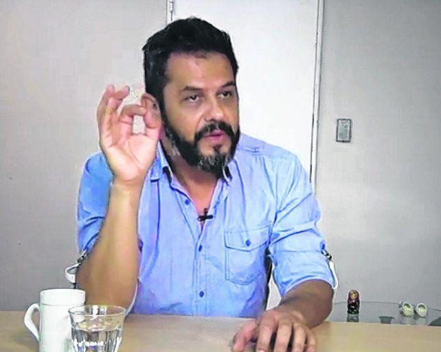 Napoli dijo que los empresarios son liberales muy particulares