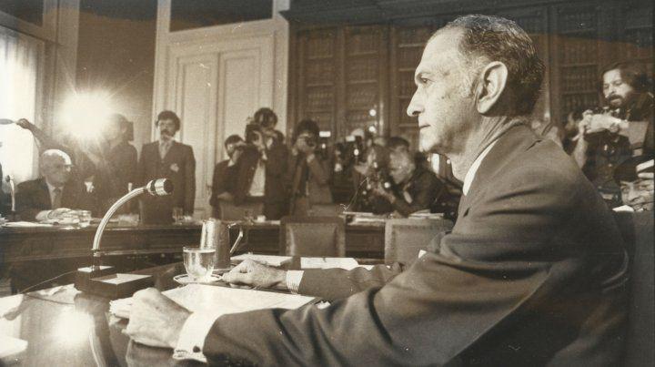 Martínez de Hoz fue gerente de Acindar y representante del sector empresario