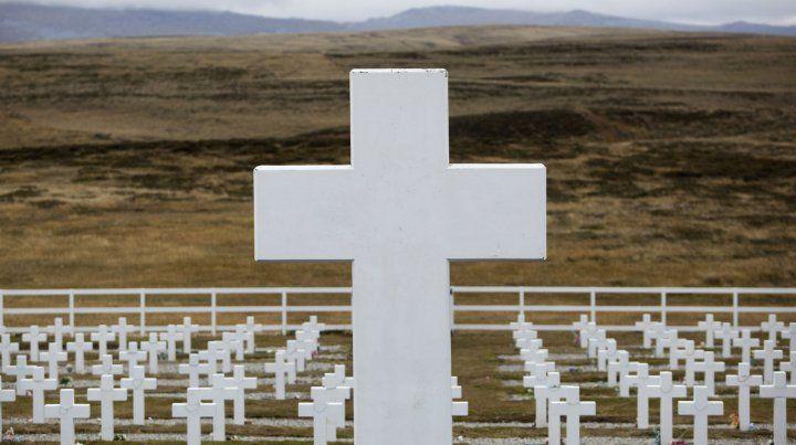 Cruces. El cementerio de Darwin