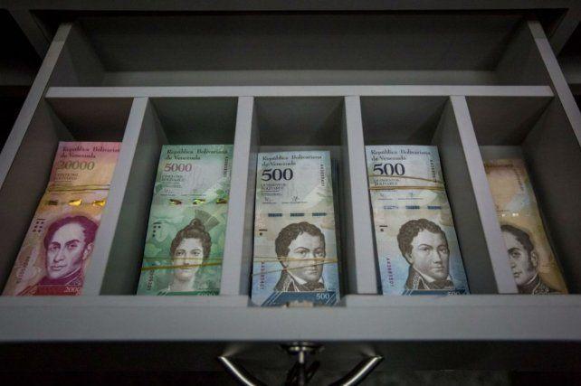Los nuevos billetes circularán desde el 4 de junio con una nominación máxima de 500 bolívares.