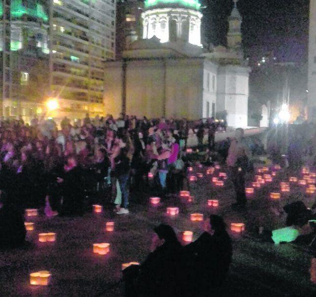 Un concierto a la luz de las velas