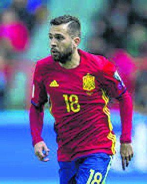 Jordi Alba no dudó en afirmar que Leo jugará seguro